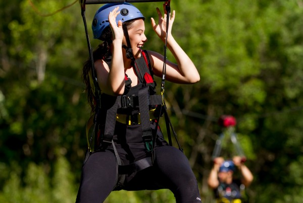 Cairns Adventure Park Flying Leap Mega zip line 10