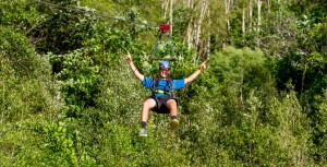 Cairns Adventure Park Flying Leap Mega zip line 19
