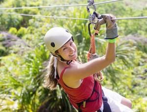 cairnds adventure park flying leap megazip 3