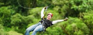 cairns adventure park zip line male man copy
