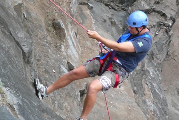 cairns adventure parke abseilling