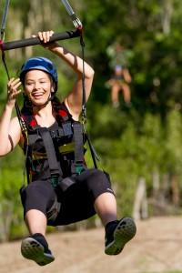 Cairns Adventure Park Flying Leap Mega zip line 17