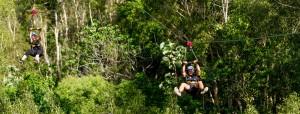 Cairns Adventure Park Flying Leap Mega zip line 14